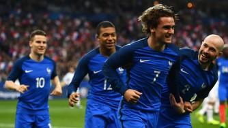 Fransa Milli Takımının Dünya Kupası Primleri...