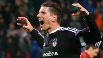 Beşiktaş'ın Golcüleri Uçuyor
