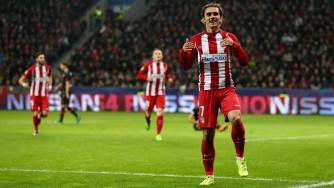 Atletico Madrid Formasıyla En Çok Gol Atan Furbolcular...